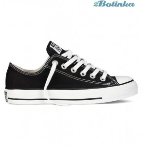 Кеды Converse Chuck Taylor All Stars Low Black (HOMKPVЕА166)