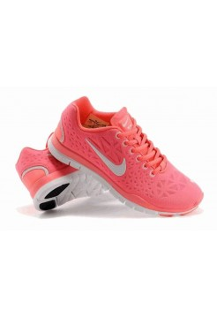 Кроссовки Nike Free Run 5 Pink (РM157)