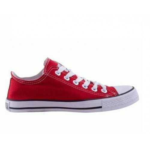 Кеды Converse Chuck Taylor All Stars Low Red (HOPMKVЕА512)
