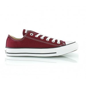 Кеды Converse Chuck Taylor All Stars Low Bordo (HKMPО-614)