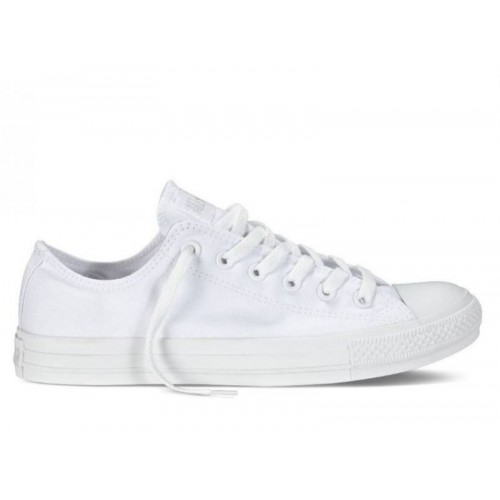 Кеды Converse Chuck Taylor All Stars Low Mono White (MОКЕVАР622)
