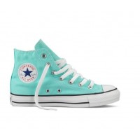 Кеды Converse Chuck Taylor All Stars High Mint (НOМ-042)