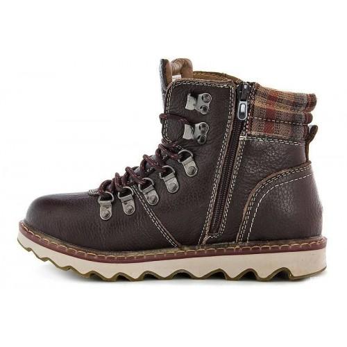 Ботинки Forester Flat 14-502-014