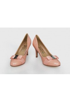 Туфли Salvatore Ferragamo 5 Pink (O429)