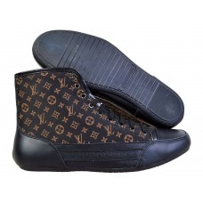 Кроссовки Louis Vuitton Black