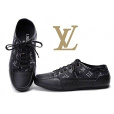Кроссовки Louis Vuitton Sneakers Low Brown Send