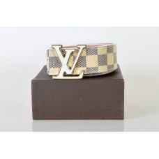 Ремень Louis Vuitton Wh/Bl