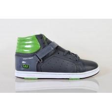 Кроссовки Supra Grey/Green