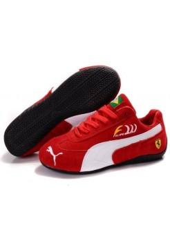 Кроссовки Puma Ferrari Felipe Massa Red