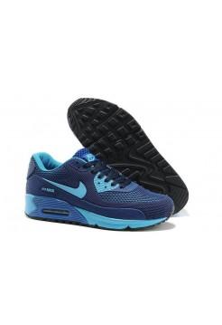 Кроссовки Nike Air Max 90 GL Blue (О-144)