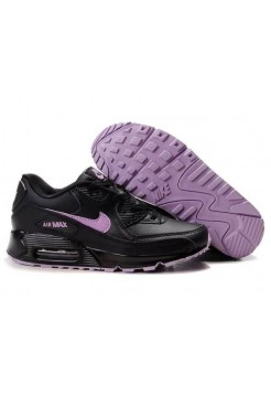 Кроссовки Nike Air Max 90' Black/Purple