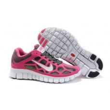 Кроссовки Nike Free Run Plus 3 Wh/Pur (О-364)