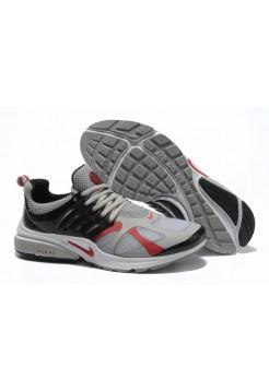 Кроссовки Nike Air Presto Gr/Red (О-711)
