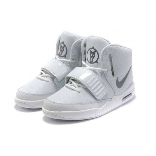 Кроссовки Nike Air Yeezy 2 White