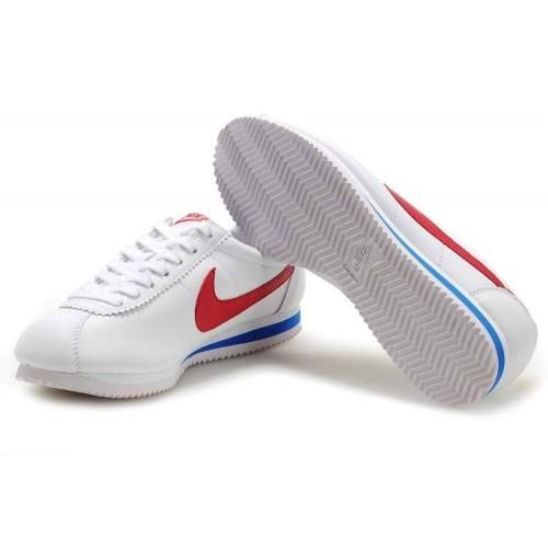 Кроссовки Nike Cortez White (ОА555)