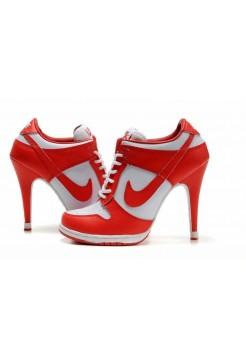 Ботиночки Nike Dunk Low Heels 12