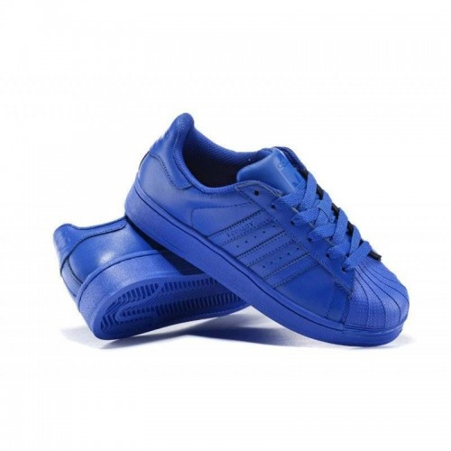 Adidas Superstar Supercolor Blue (ОЕ238)