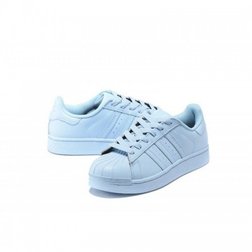 Adidas Superstar Supercolor PW Sea Blue (О-638)