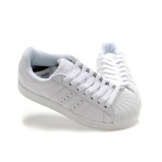 Кроссовки Adidas Superstar Supercolor PW White (ОМVЕ-123)