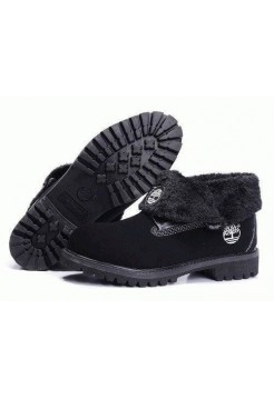 Ботинки Timberland Roll Top 03W С МЕХОМ