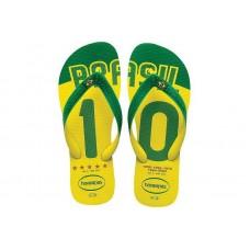 Вьетнамки Havaianas Team Brasil