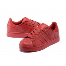 Кроссовки Adidas Superstar Supercolor PW Red (О356)