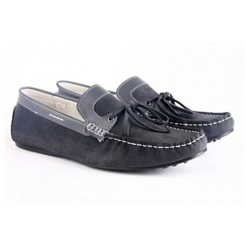 Мокасины Zara Boats Grey