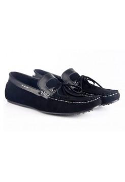 Мокасины Zara 4302M Black