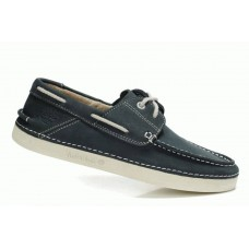 Туфли Timberland Mens Classic 2-Eye Boat Shoes Dark Blue