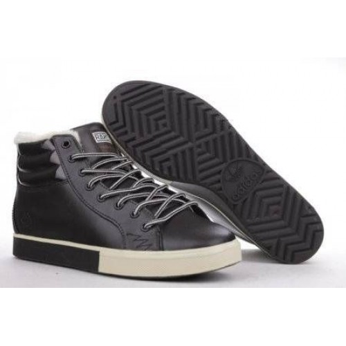 Кроссовки Adidas Ransom Fur 03M Black/Wh