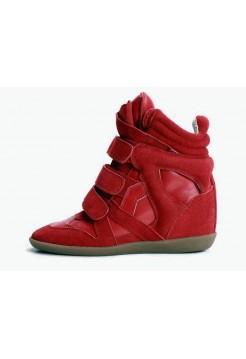 Женские кроссовки Isabel Marant Original Red
