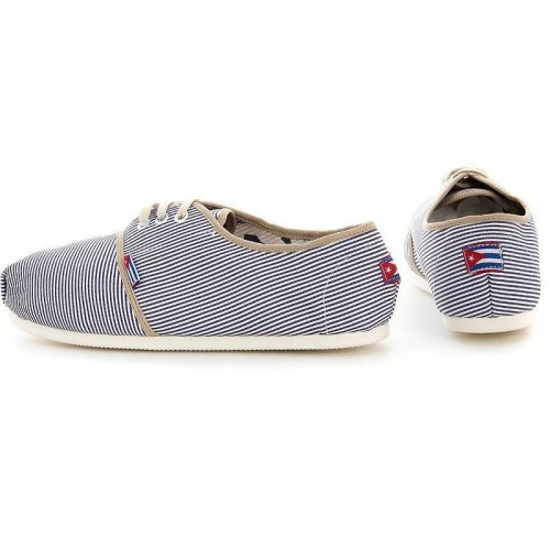 Кеды Las Espadrillas Authentic Canvas 2019-4