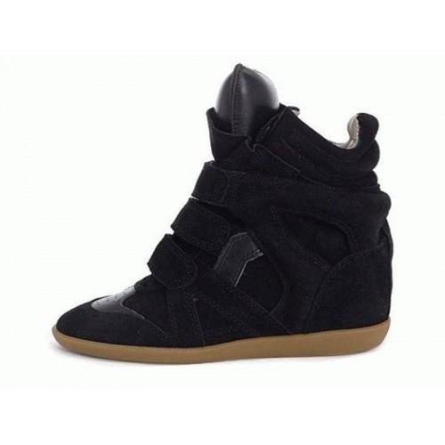 Женские кроссовки Isabel Marant Original Black