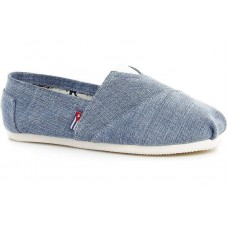Эспадрильи Las Espadrillas Blue Jeans 1015-40