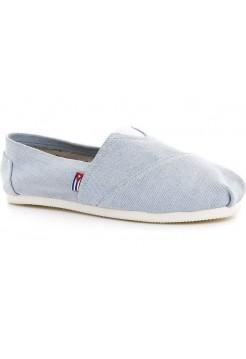Эспадрильи Las Espadrillas Blue Jeans 1015-42