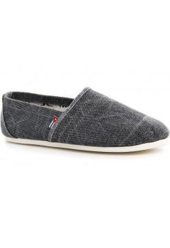 Эспадрильи Las Espadrillas Grey Jeans 1015-37