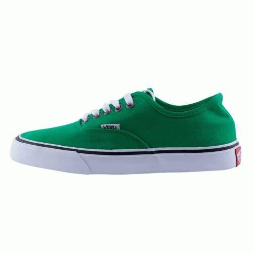 Кеды Vans классика зеленый