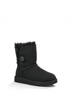 UGG Baby Bailey Button Black (EО533)