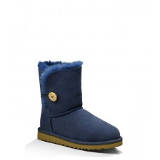 UGG Baby Bailey Button Blue (EО153)