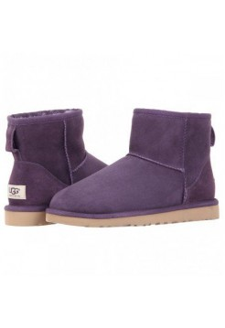 UGG Classic Mini Purple