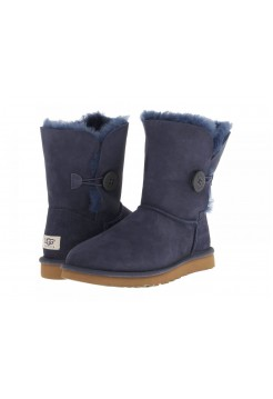 UGG Bailey Button Blue (EOS-511)