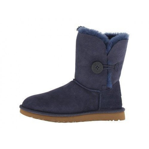 UGG Bailey Button Blue