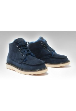 UGG David Beckham Boots Dark Bluе (ОE863)
