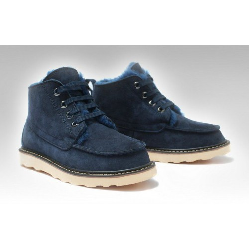 UGG David Beckham Boots Dark Bluе