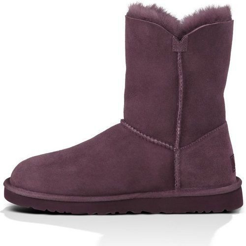 UGG Bailey Button Azalea Chocolate