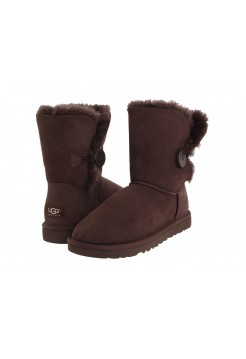 UGG Bailey Button Chocolate (HSОМ167)