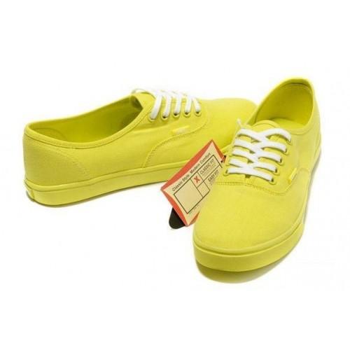 Кеды Vans Era лимонные (VР641)