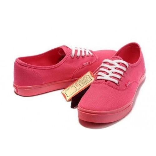 Кеды Vans Era розовые (Р647)