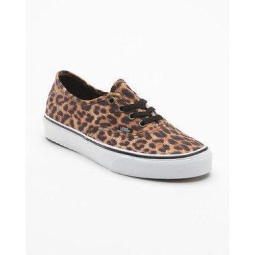 Кеды Vans леопардовые (Р645)
