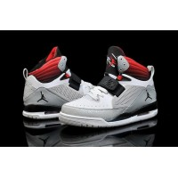Кроссовки Nike Air Jordan Flight 97 Grey/Red
